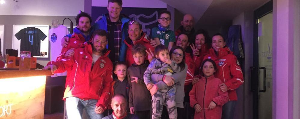 A tu per tu con un mito, gli innamorati del rugby hanno travolto O' Kelly
