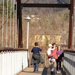 Manutenzione del ponte ciclopedonale  Pronto il progetto, mancano le risorse
