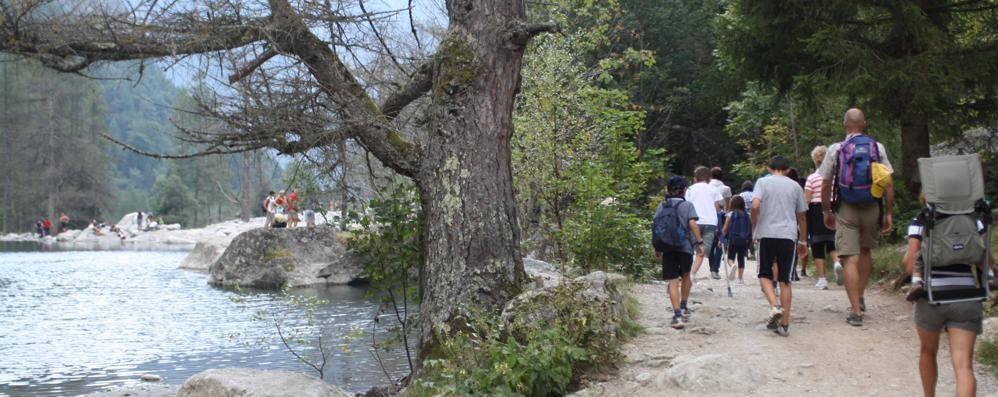 «In Val di Mello non sarà un'autostrada»