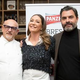 Bresaole innovative, Panzeri presenta le ricette dello chef