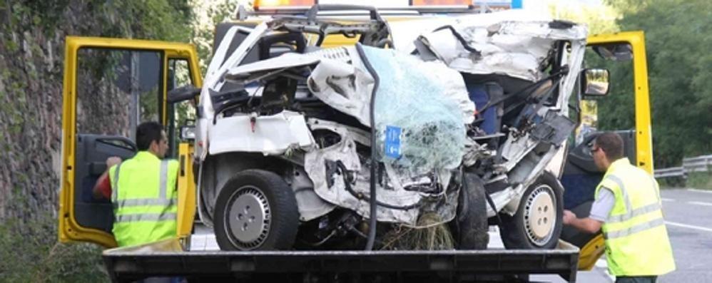 Più sicurezza stradale,  piano da 8 milioni per la viabilità della provincia di Sondrio