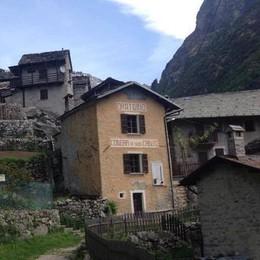Amici Valcodera, il momento è critico  «Grazie a noi, la montagna si anima»