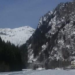 Pronto l'anello per lo sci di fondo, cinque chilometri a costo zero
