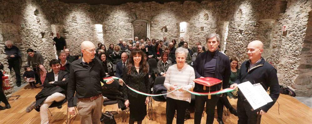 Sala Pedretti, scrigno prezioso del Teatro sociale