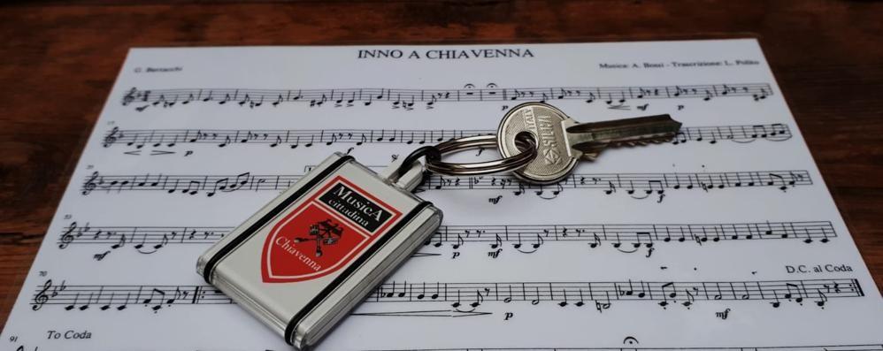 Musica Cittadina, una nuova sede  Le chiavi aprono il municipio