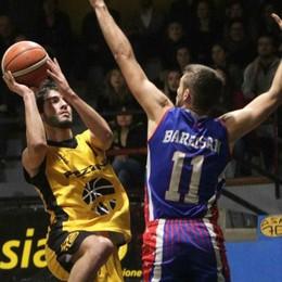 Basket serie C Silver, Pezzini sconfitta sul parquet milanese