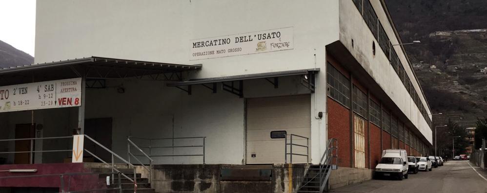 Chiavenna, al via  recupero dell'ex fabbrica  Largo a uffici, negozi e appartamenti