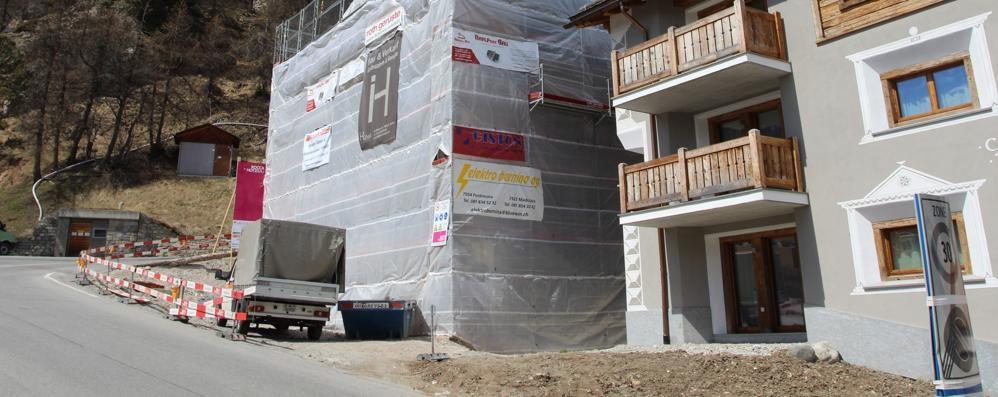 Cresce il turismo oltre confine: edilizia in ripresa