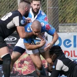 Rugby serie B, non riesce l'impresa alla Sertori