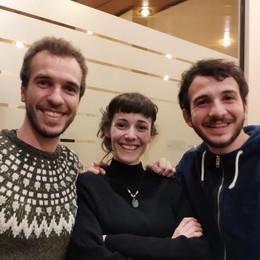 Un viaggio a piedi attraverso l'Italia  Sarà una storia di persone e luoghi