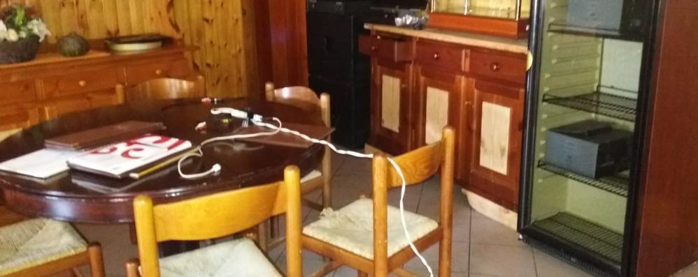 Dissequestrato il rifugio ai Barchi  «Non posso aprire, troppi danni»