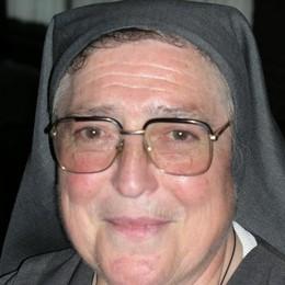 Sondrio, lutto per la morte di suor Giovanna: «Era vivace e solare»