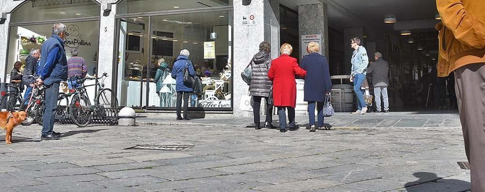 """Galleria Campello a Sondrio, la rinascita passa per la """"gola"""""""
