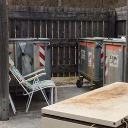 Valmasino, area ecologica usata come discarica: «È intollerabile»