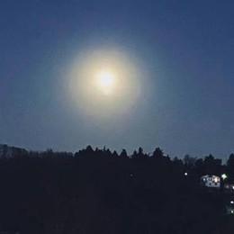 Ecco la superluna  Inaugura la primavera