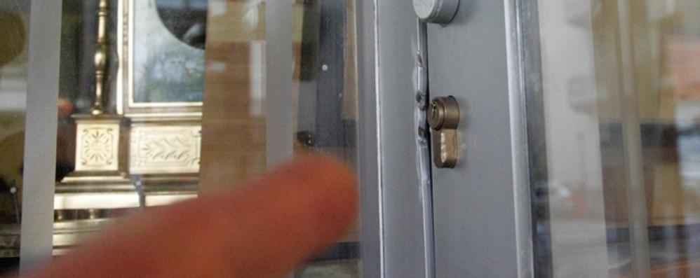 Sondrio, furti a ripetizione nella notte  Svaligiati sei appartamenti in città