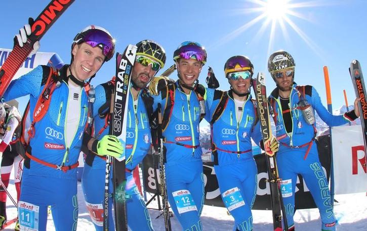 Scialpinismo, Antonioli vince la prova individuale in Coppa del mondo
