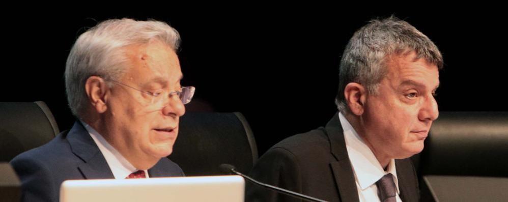 «Banca solida e capace. Operazione CariCento, firmato accordo finale»