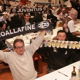 Festa grande per lo Juve club Terza stella, nuovo record di iscritti
