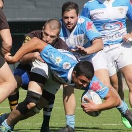 Rugby serie B, punti preziosi per la Sertori contro Milano