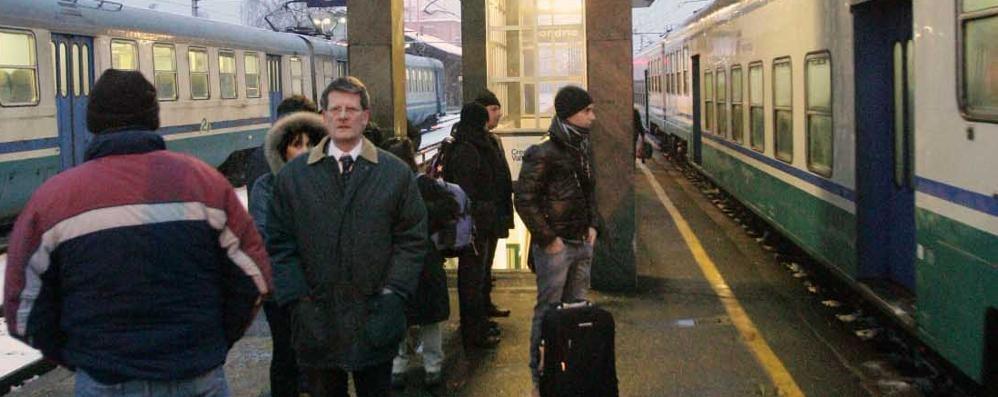 Treni, ora va un po' meglio: «Prima erano disagi quasi tutti i giorni»