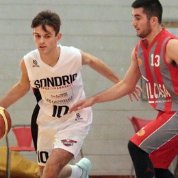 Basket serie D, scivolone inatteso per la Schena Generali a Nibionno