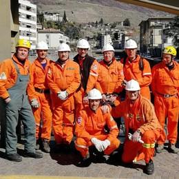 Mallero, volontari al lavoro a Sondrio  «Ma servono forze fresche»
