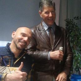 Ragona e Paiardi al Morelli: «Barriere? Superarle si può»