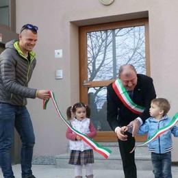 Tresivio, ecco l'asilo nido Milù: «Supporto importante per le famiglie»