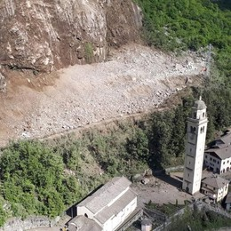Via libera al progetto da 3,3 milioni  Lavori sul vallo paramassi a Gallivaggio