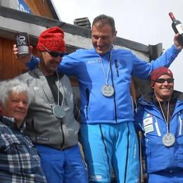Gigantone del Palù: Berlinghieri si merita il Trofeo Lenatti