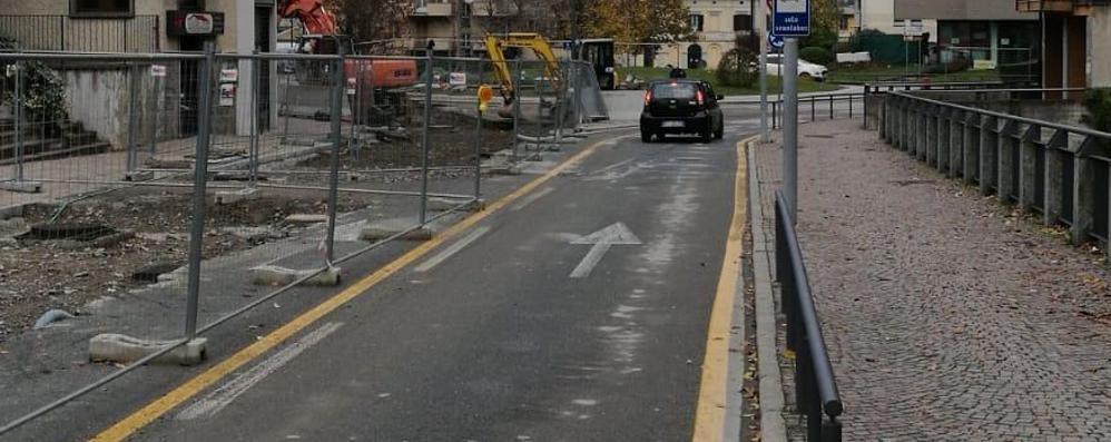 Opere pubbliche al centro del dibattito  «Viale Ambrosetti, il Comune a rilento»
