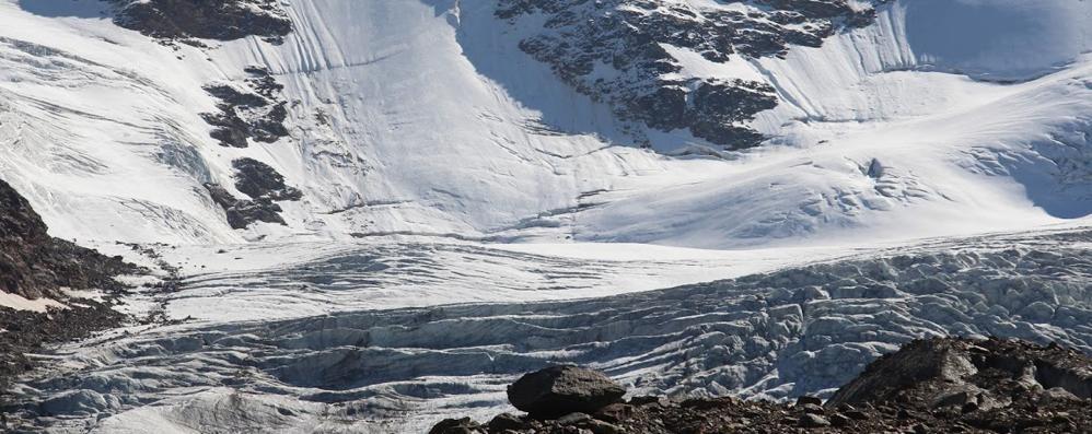 Non solo nel mare: la plastica è arrivata al ghiacciaio dei Forni