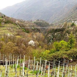 Opere pubbliche a Sondrio, resta in stand by il ponte alle Cassandre
