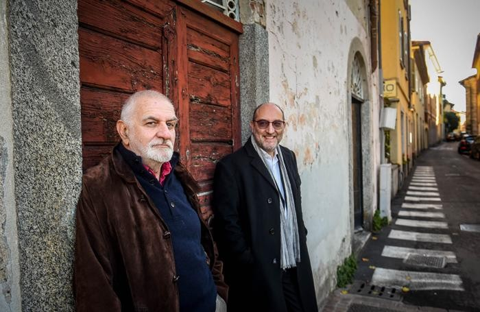 Valter Azzollini e Riccardo Bordoli