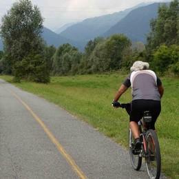 Sentiero Valtellina, tempi più corti  per completarlo