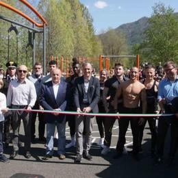 Benvenuto Fitness park, stare in forma diventa un gioco per tutte le età