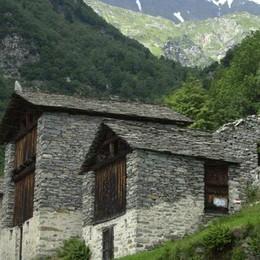Nuovo progetto per il borgo di Savogno  Da Fondazione Cariplo 260mila euro