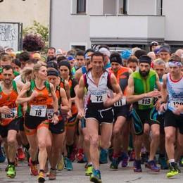 Sport e solidarietà nella Val Lesina Run tra gara e camminata