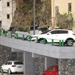 A breve l'appalto, lavori nelle frazioni  per i parcheggi