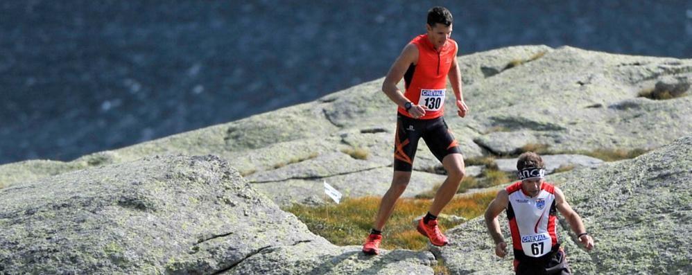 Valchiavenna skyrace, anno sabbatico  «Un peccato, non solo per lo sport»