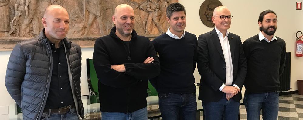 La Lega sostiene il bis di Della Bitta  «Ora è ufficiale, basta pettegolezzi»