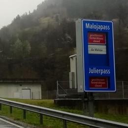 Passo del Maloja, si apre il dibattito sulla viabilità alpina