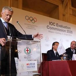 «Olimpiadi 2026, candidatura solida e straordinaria»
