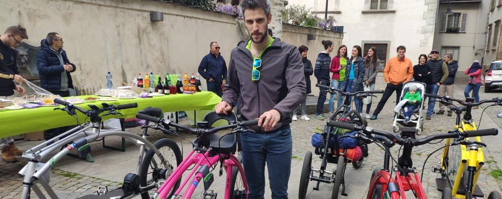 Le cargo bike, una pedalata che piace