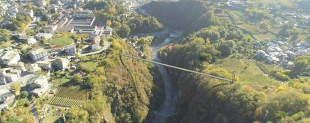 Il ponte sul Mallero si farà, ecco i fondi