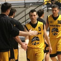 Basket serie C Silver, Legnano battuto, la Pezzini si salva