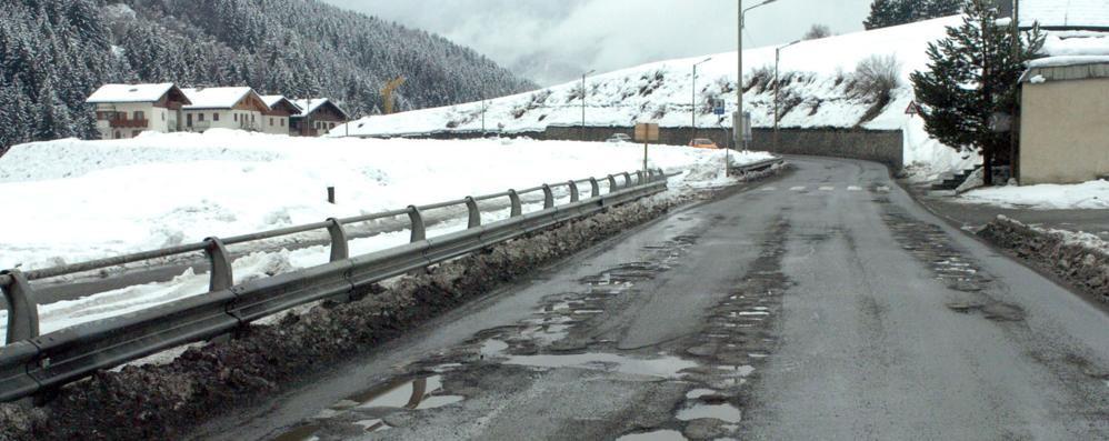 Niente isolamento per Valfurva, la strada per Uzza aprirà durante i lavori