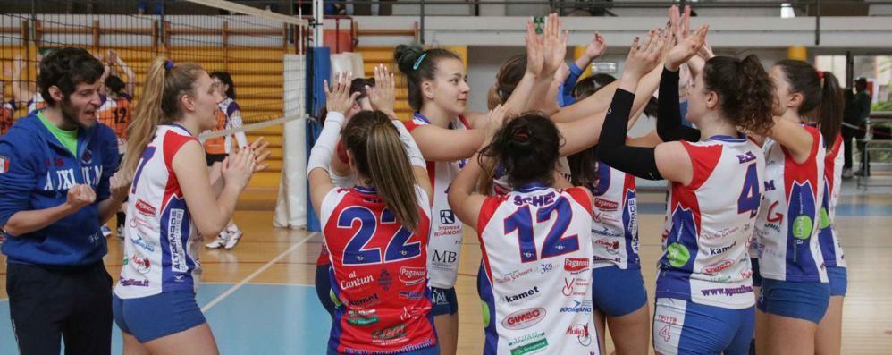 Volley, l'Auxilium fa il bis in Seconda Divisione