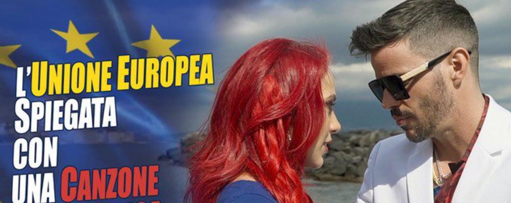 Europee: UE!, l'Unione raccontata in una canzone neomelodica